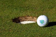 Golf Ball from Verbier Golf Club