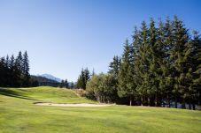 Esserts Golf Course in Verbier